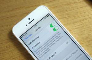 Sử dụng roaming với chi phí quá đắt đỏ