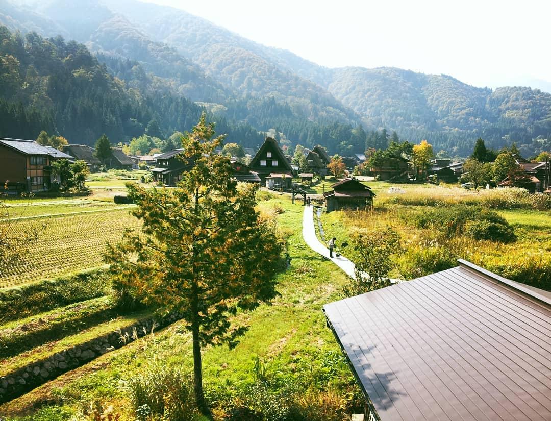 SHIRAKAWA-GO – XỨ SỞ CỦA NHỮNG KHUNG HÌNH CỔ TÍCH Ở NHẬT BẢN