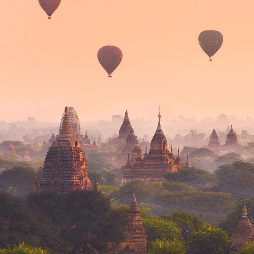 5 LÍ DO LỰA CHỌN MYANMAR LÀ ĐIỂM ĐẾN LÍ TƯỞNG CHO NĂM 2018