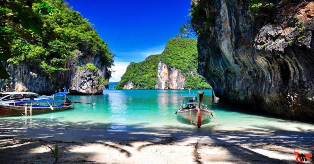 Thuê wifi khám phá Kok Rong