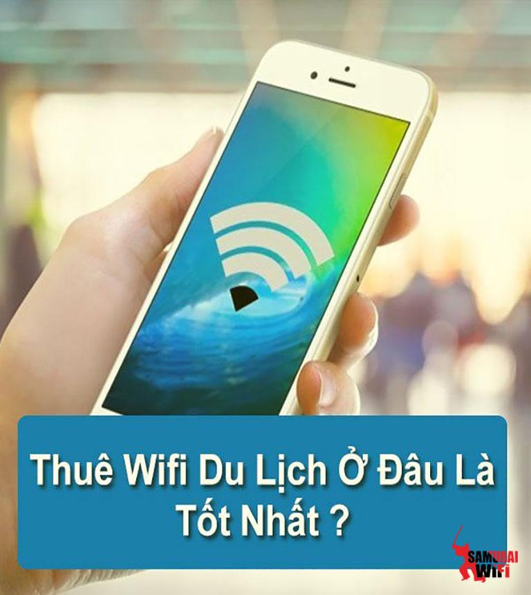 Kinh nghiệm Thuê cục phát wifi đi Thái Lan từ Samurai.