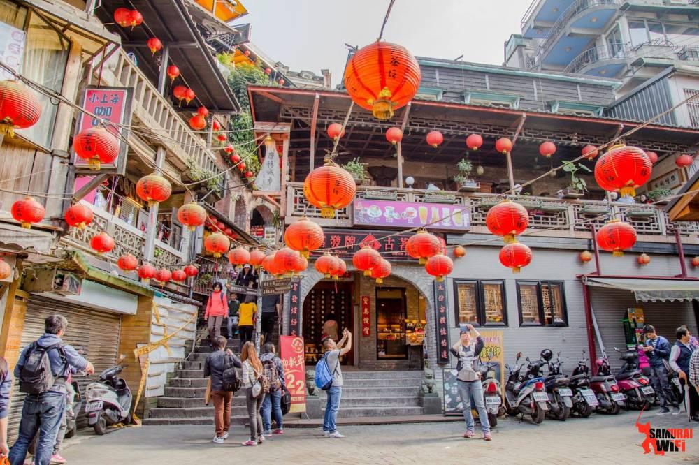 Du lịch Đài Loan Samurai