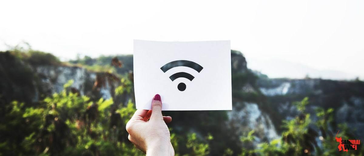 du lịch Đài Loan Samurai wifi