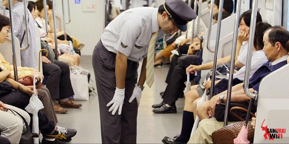 văn hóa xin lỗi của người Nhật