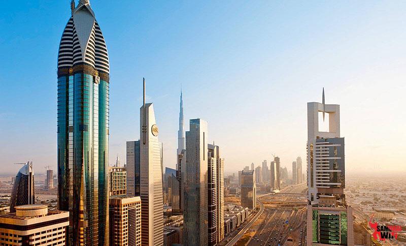 Khí hậu ô nhiễm Dubai