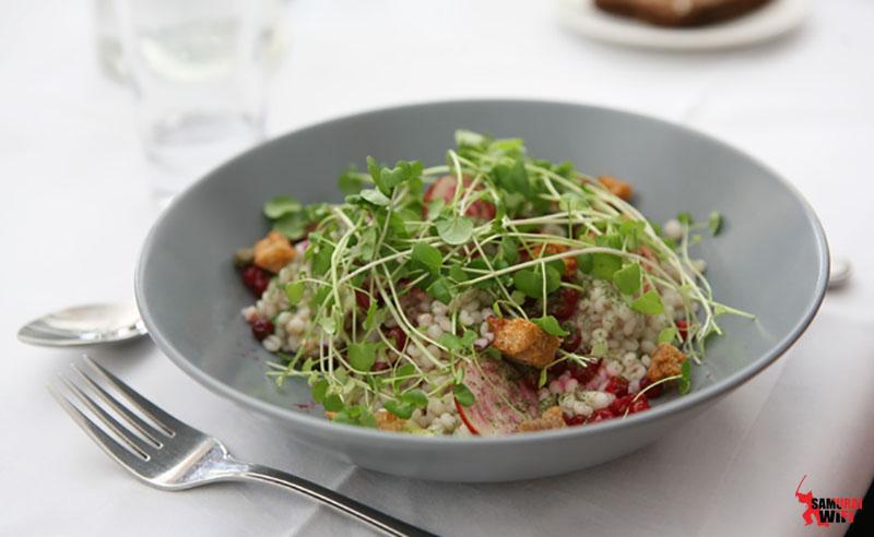 Món ăn truyền thống Đan Mạch