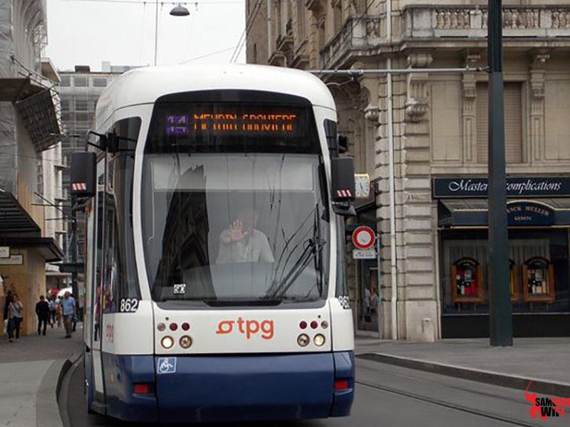 Phương tiện công cộng Thụy Sĩ