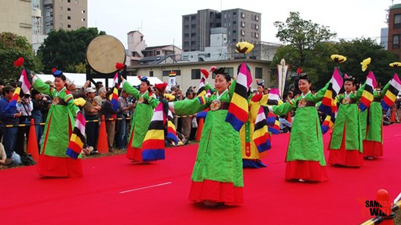 Lễ hội Jeongseon Arirang du lịch Hàn