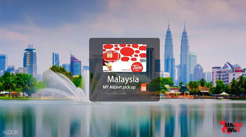 Sim du lịch Malaysia