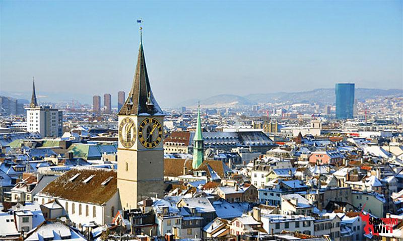Thủ đô Thụy Sĩ