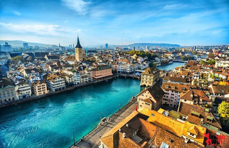 Thụy Sĩ sạch như thế nào