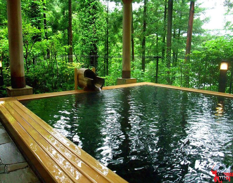 Tắm Onsen ở Moegi no Yu