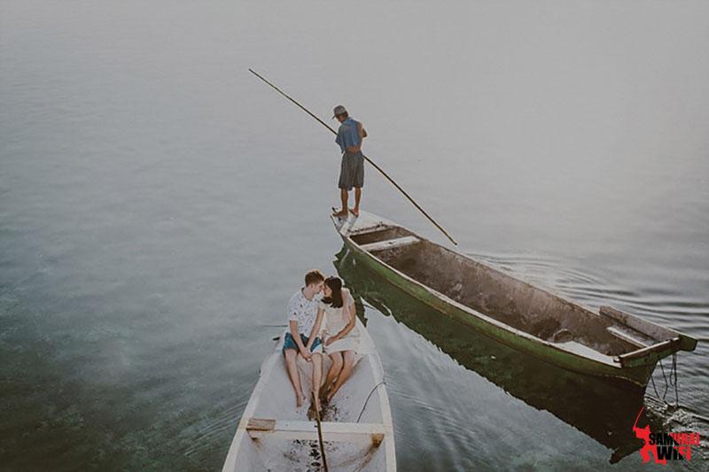 Bali mùa cưới