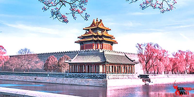 Du lịch Trung Quốc với Wifi Samurai