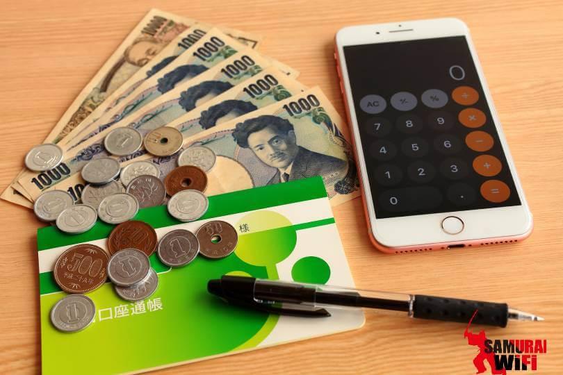 Tiết kiệm thì tiền điện thoại khi ở Nhật Bản