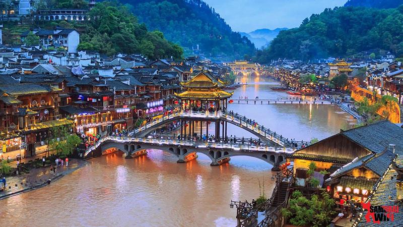 Visa đi du lịch Trung Quốc
