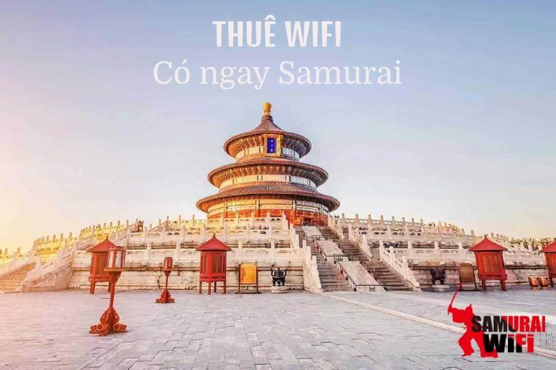 Thuê wifi đi Trung Quốc