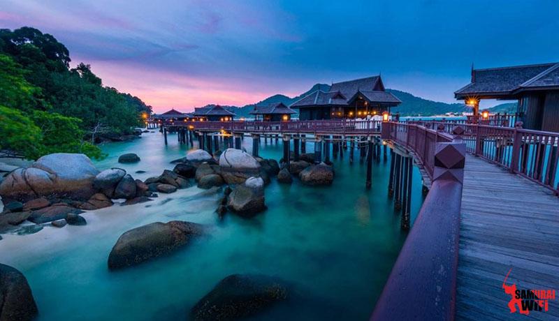 Biển Đảo Lpoh Perak