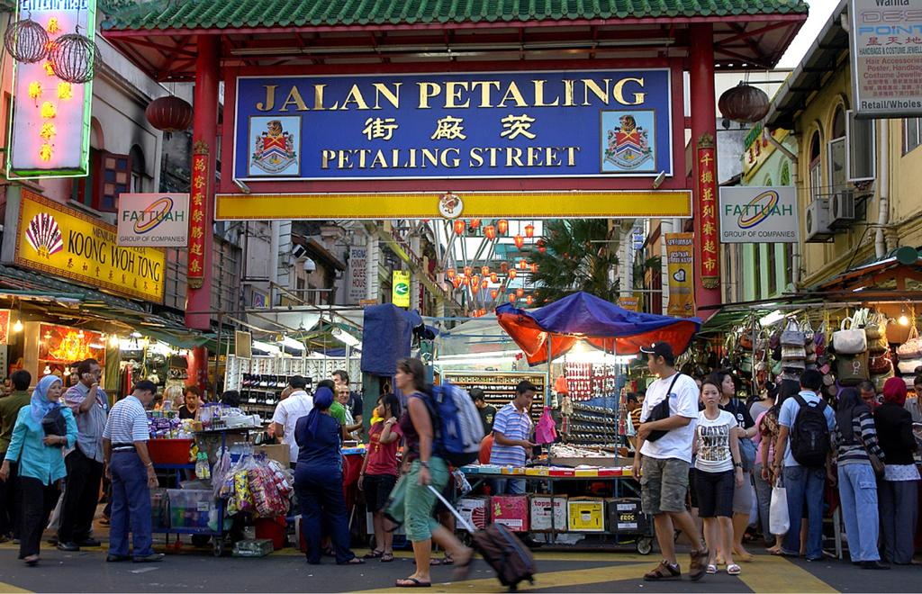 Chợ Trời Petaling Steet
