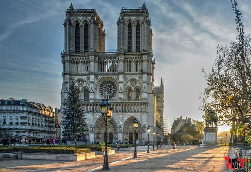 Nhà thờ Đức Bà Pháp