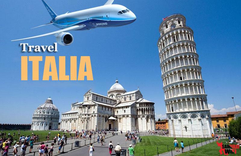 Săn vé giá rẻ kinh nghiệm đi Ý
