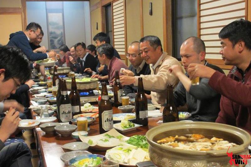 Bữa cơm cuối năm văn hóa Nhật