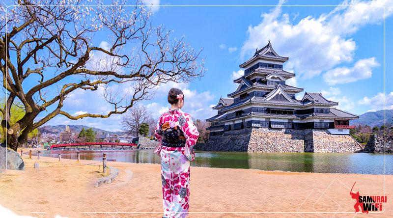 wifi du lịch Nhật ngày tết