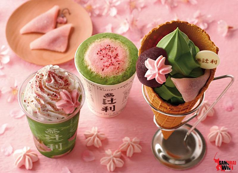 Du lịch Nhật Bản tự túc với trà sữa