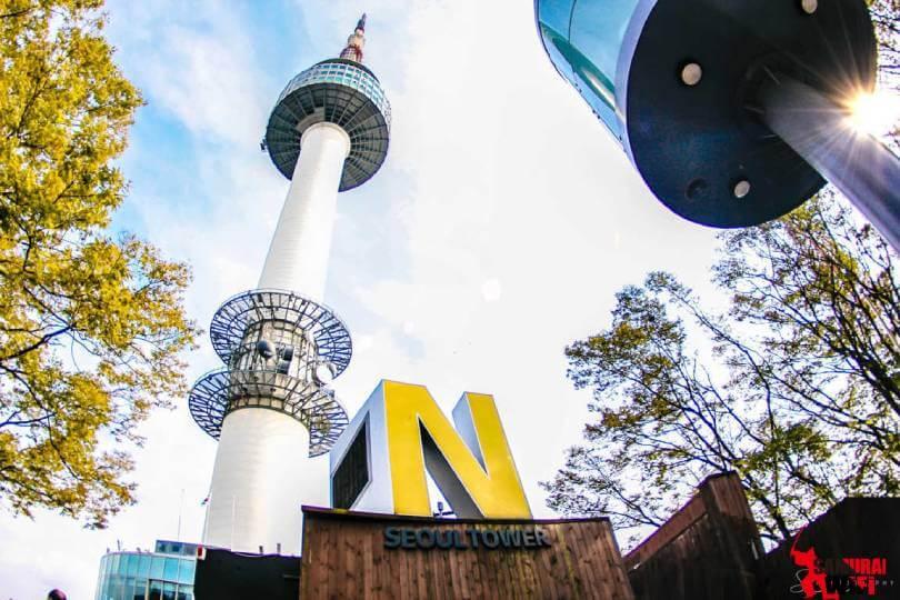 Nam San Tower