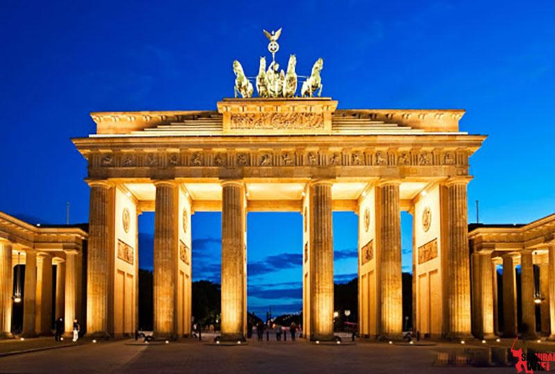 Biểu tượng du lịch Đức