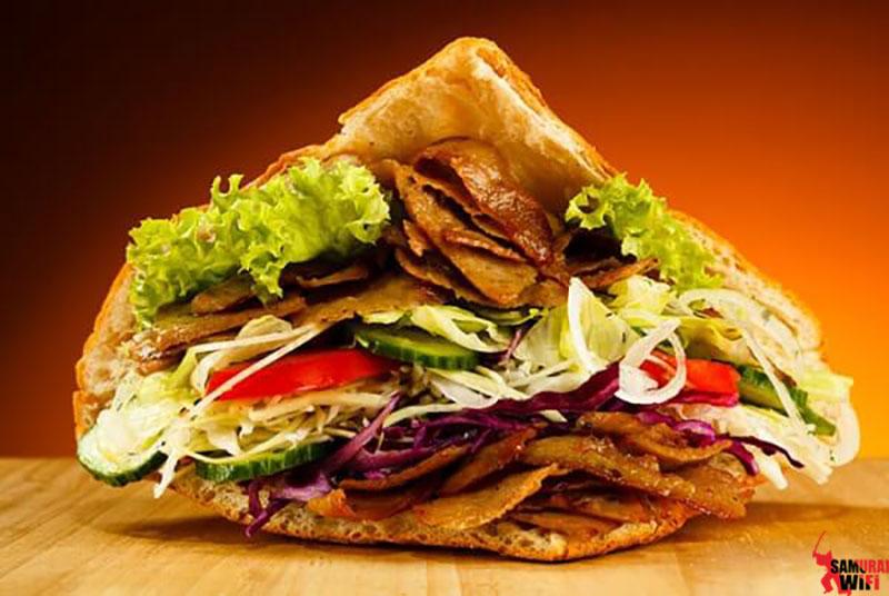 Bánh mỳ nổi tiếng Thổ Nhĩ Kỳ