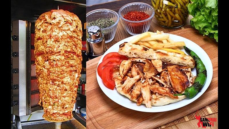 Bánh mỳ Thổ Nhĩ Kỳ trứ danh làng ẩm thực