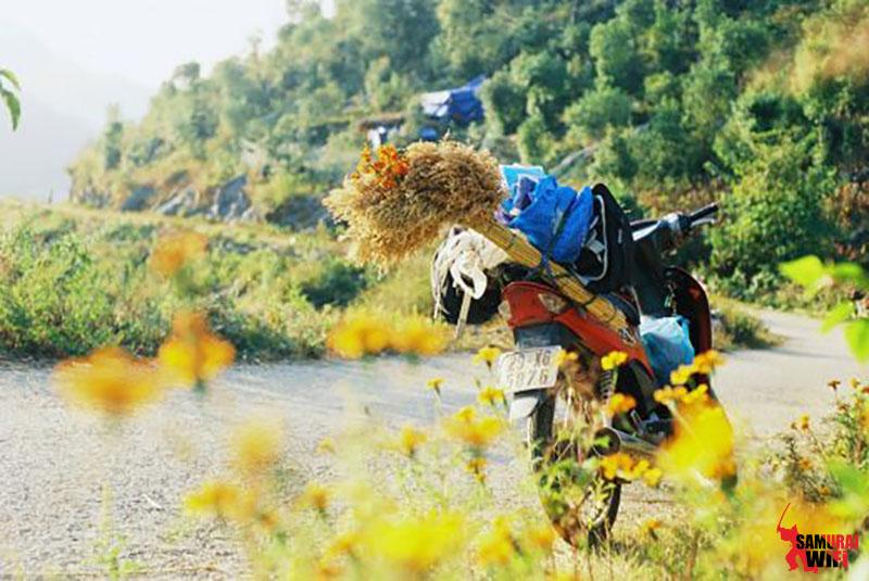 Phượt xe máy Hà Giang